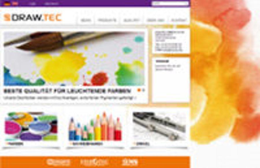 Draw.TEC macht mit Farben froh