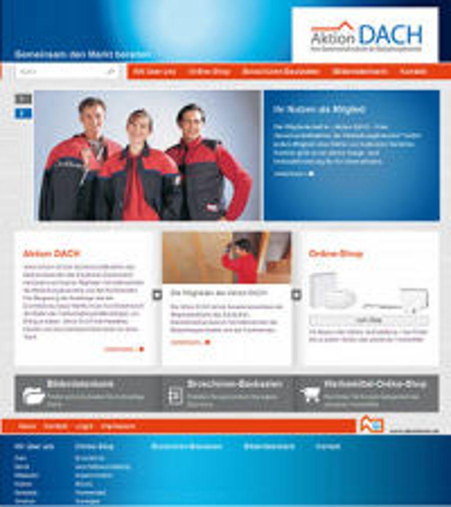 Rundumservice für Dachdecker-Betriebe