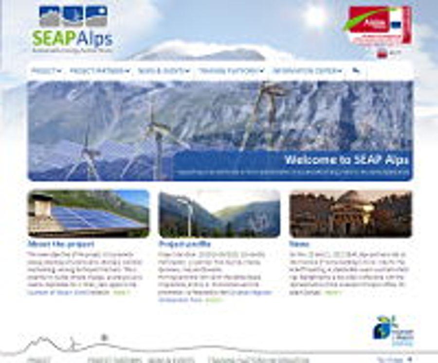 Moderne Energie- und Klimaschutzkonzepte im Alpenraum