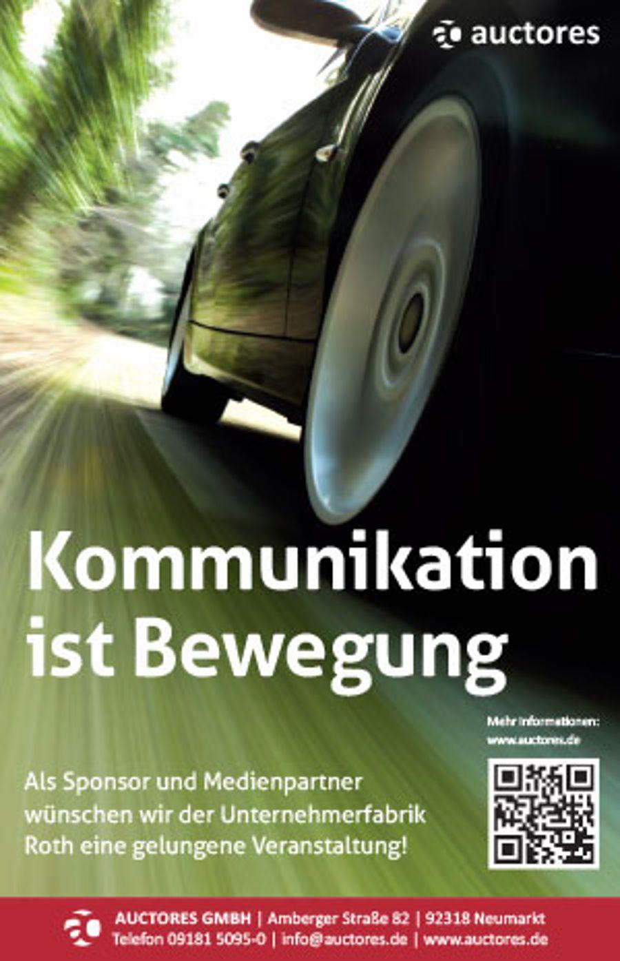 """Sponsor und Medienpartner für """"Rund ums Rad Roth 2013"""""""