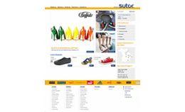 Neuer Online-Shop für Sutor-Schuhe