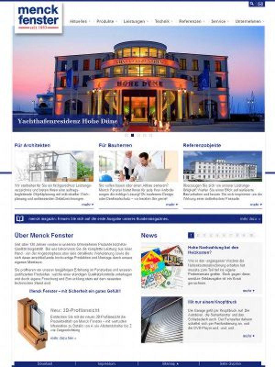 Menck Fenster GmbH: Schöne Aussichten