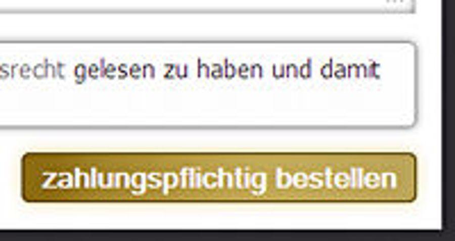 Button-Regelung für Online-Shops ab 1. August 2012