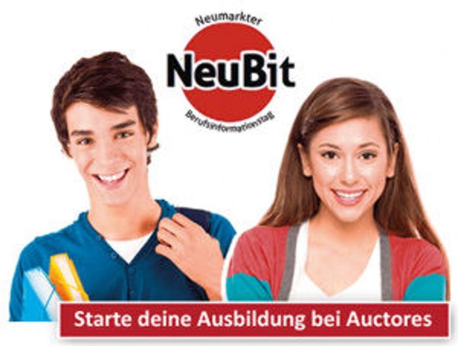 Auctores beim 8. Neumarkter Berufsinformationstag