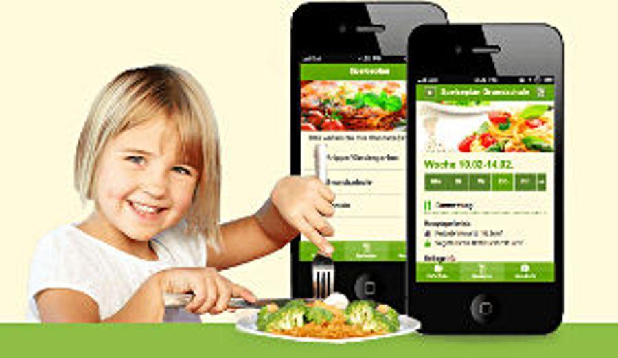 App macht Appetit aufs Kids' Bistro