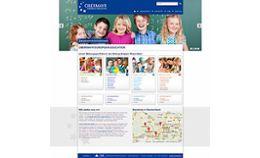Obermayr European Education: Frischer Look im Responsive Design