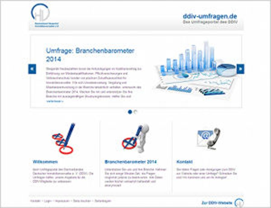 Auctores ist Internet-Partner des DDIV