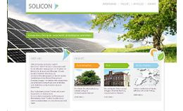 Solicon GmbH geht online