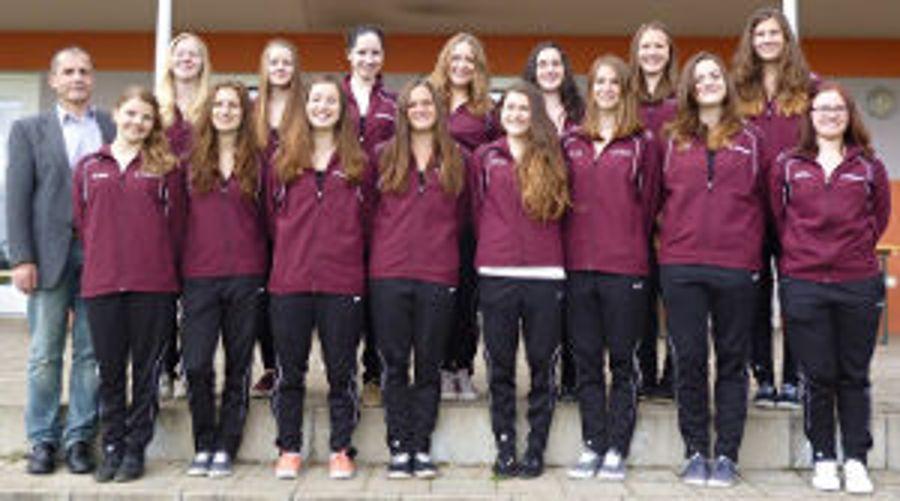 Auctores sponsort Nachwuchsfussballerinnen