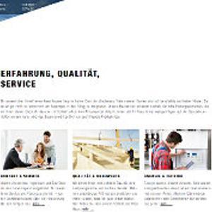 Parallax-Design: Überlagerung beim Scrollen - 3