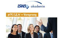 LSWB-Akademie mit neuem Online-Buchungssystem
