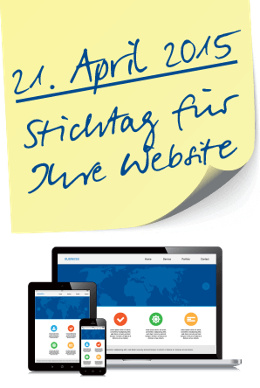 "21. April 2015: ""Mobile friendly"" wird Google-Ranking-Faktor"