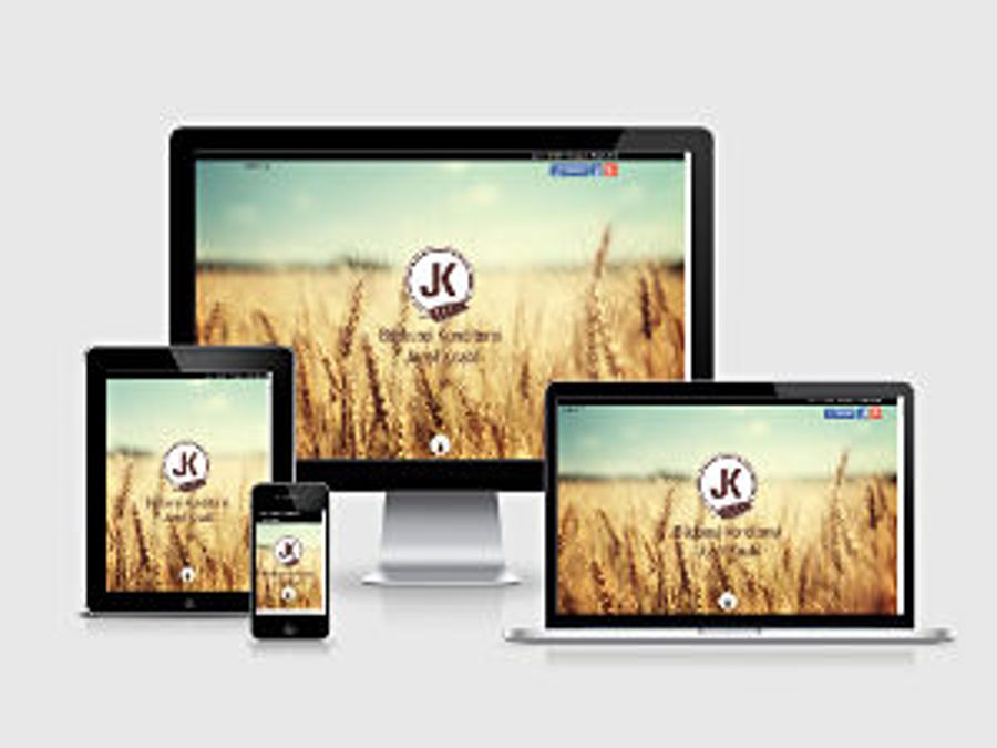 Bäckerei Knabl: Responsiv im WWW