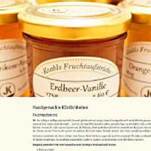 Responsive Website für die Bäckerei Knabl in Gaimersheim