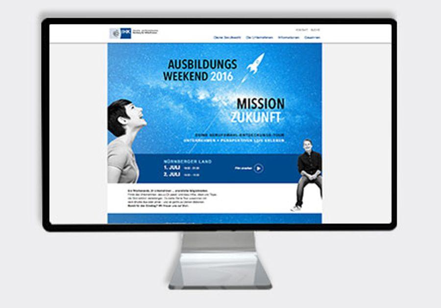 Mission Zukunft – AusbildungsWeekend 2016
