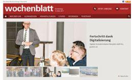 Gebündelte Power im Web: Neumarkter Wochenblatt und Ticketshop