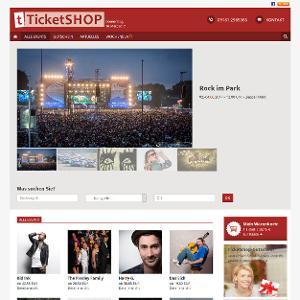 Der Ticketshop wurde in den Wochenblatt-Auftritt integriert.