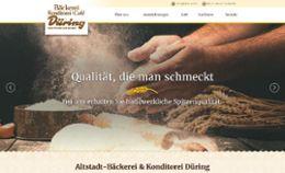 Bäckerei Düring: Klassisches Handwerk und moderne Technik