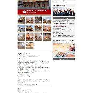 Detailansicht Objekt, wird mit estateOffice an Immobilenbörsen exportiert