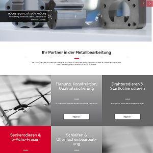 Die Websites der Siebenwurst-Unternehmen wurden gestalterisch und strukturell vereinheitlicht