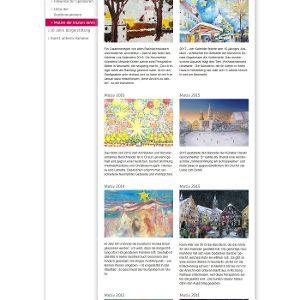 Der jährliche Advents-Los-Kalender stellt ein besonderes Highlight unter den Aktivitäten der Bürgerstiftung Region Neumarkt dar.