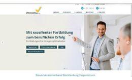 Seminarangebot des Steuerberaterverbands Mecklenburg-Vorpommern e. V.