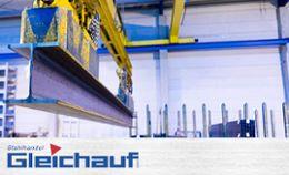 Stahlhandel Gleichauf: Modern präsentiert und neues Design