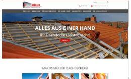 Markus Müller Dachdeckerei GmbH & Co. KG