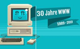 Das World Wide Web wird 30