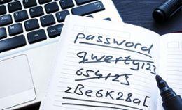 Richtiger Umgang mit Passwörtern