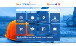 Verband der Baubranche, Umwelt- und Maschinentechnik e. V. (VDBUM)