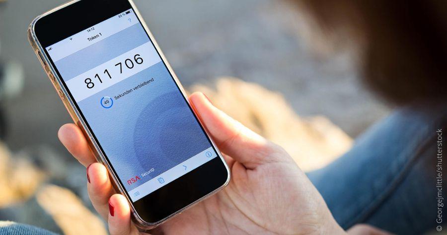 Online-Bestellungen erfordern künftig Zwei-Faktor-Authentifizierung.