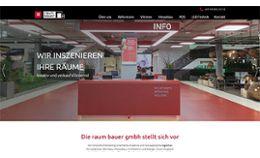 raum bauer GmbH – Gestaltung verkaufsfördernder Räume