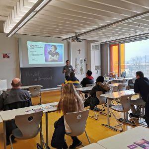 Auctores auf der NeuBIT 2020 – Präsentation der Ausbildungsmöglichkeiten
