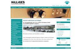 HILLIGES geht mit Shop für EGO Produkte online