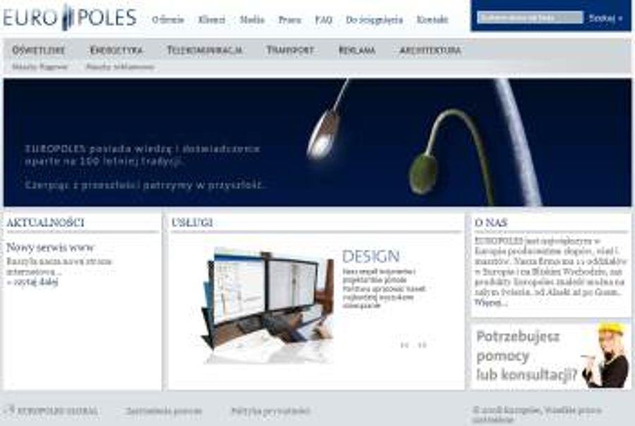 EUROPOLES.PL geht online
