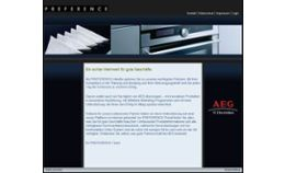 AEG Preference Portal geht online