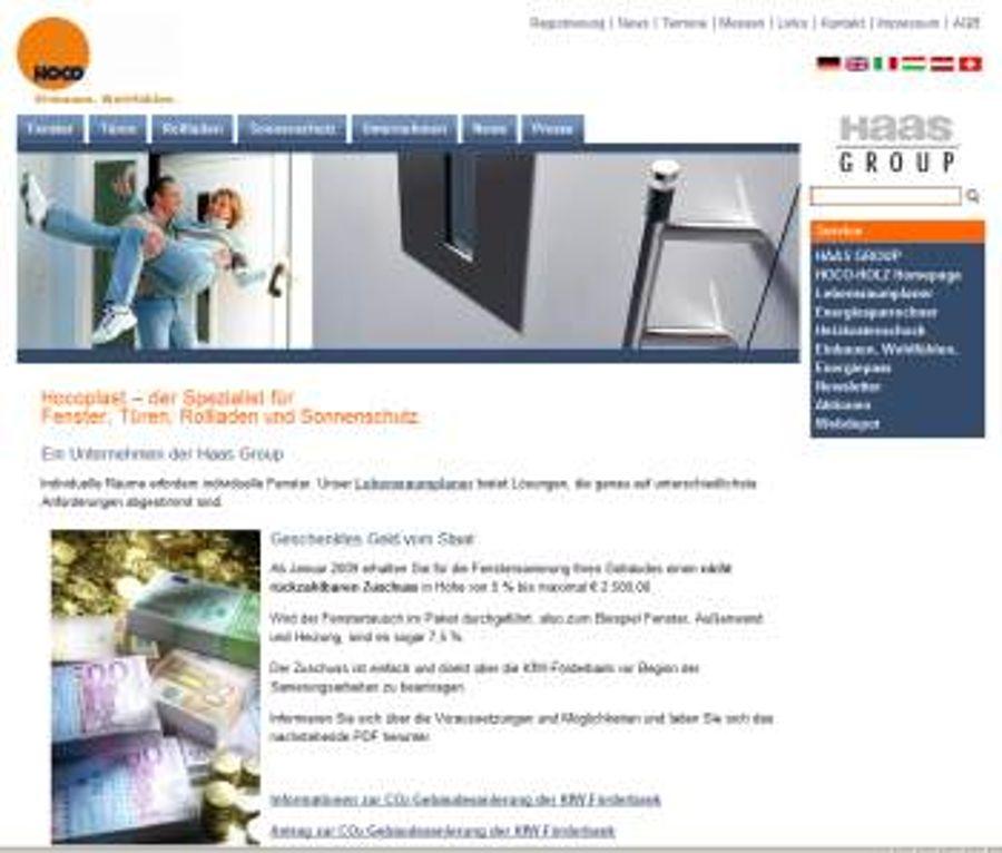 HOCO Händler erhalten Schulung zum Online-Partnersystem