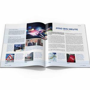 LSWB-Festschrift Chronikseite