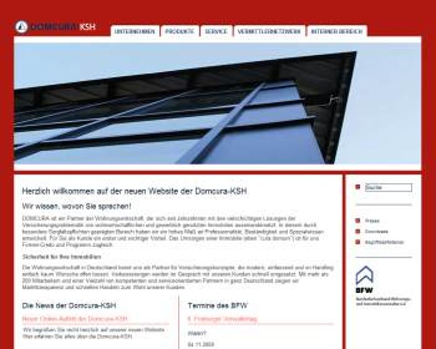 DOMCURA in Kiel geht mit Partnersystem online