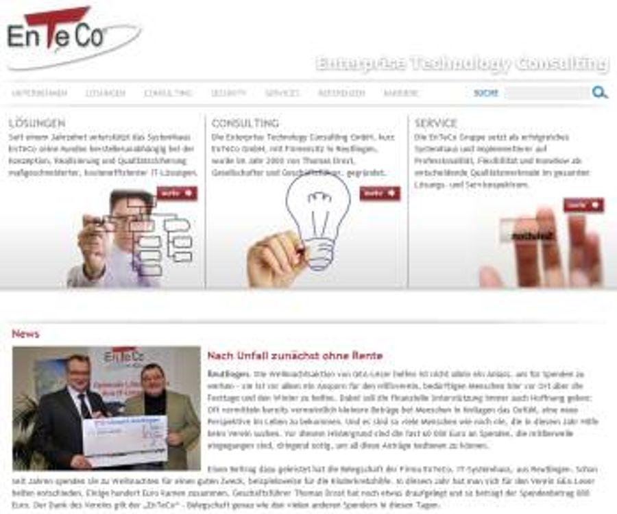 EnTeCo in Reutlingen geht online