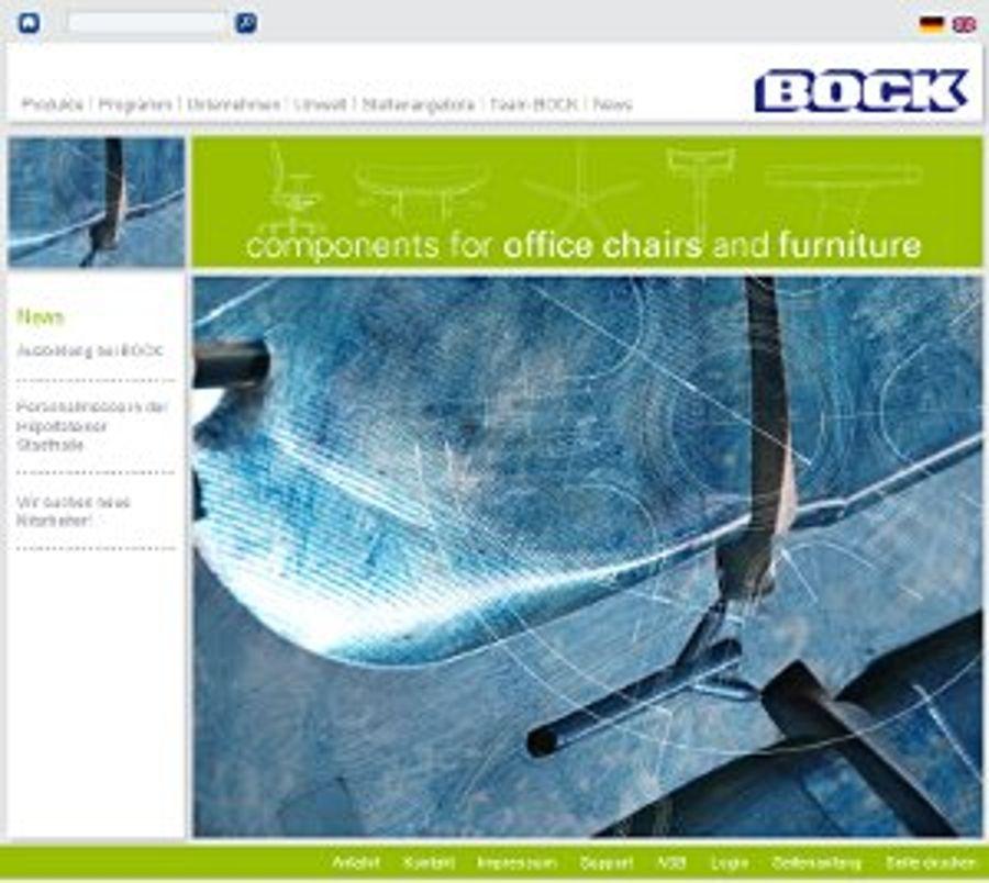 Bock 1 GmbH & Co. KG relauncht Webauftritt