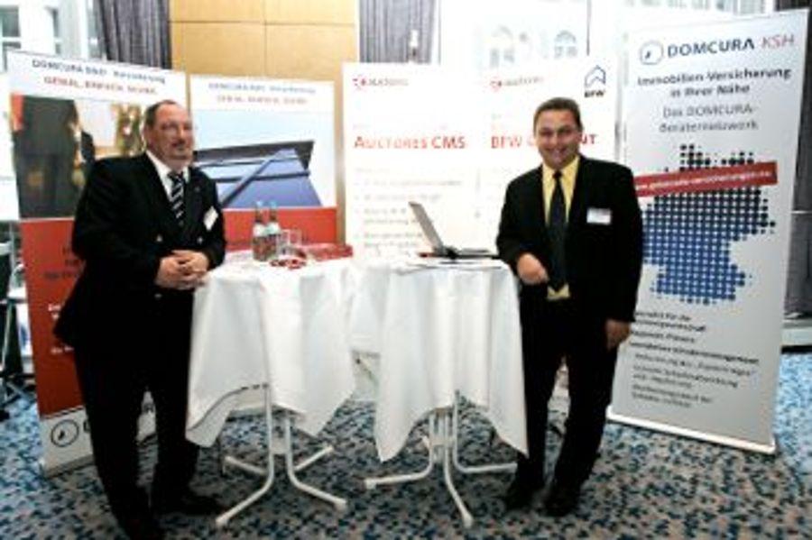Starke Nachfrage nach Auctores-Webdepot beim BFW-Immobilien-Kongress