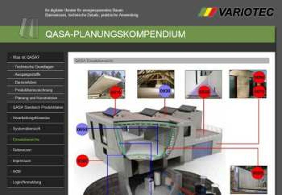 QASA-Planungskompendium startet zur BAU 2011