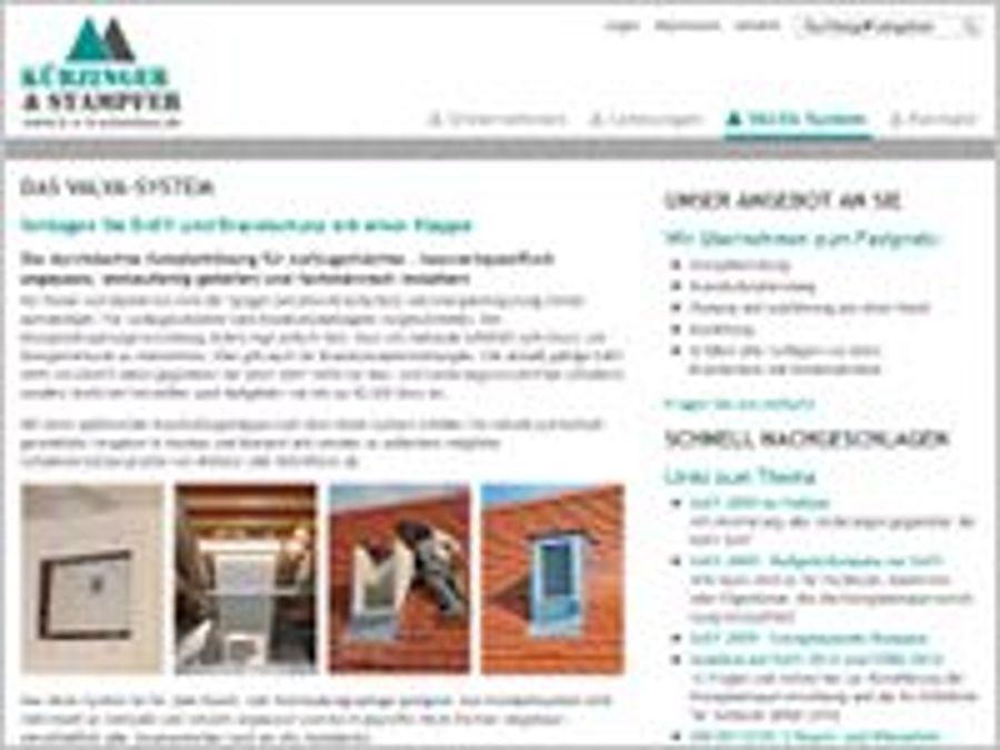 Trockenbau mit Konzept: Kürzinger & Stampfer GmbH