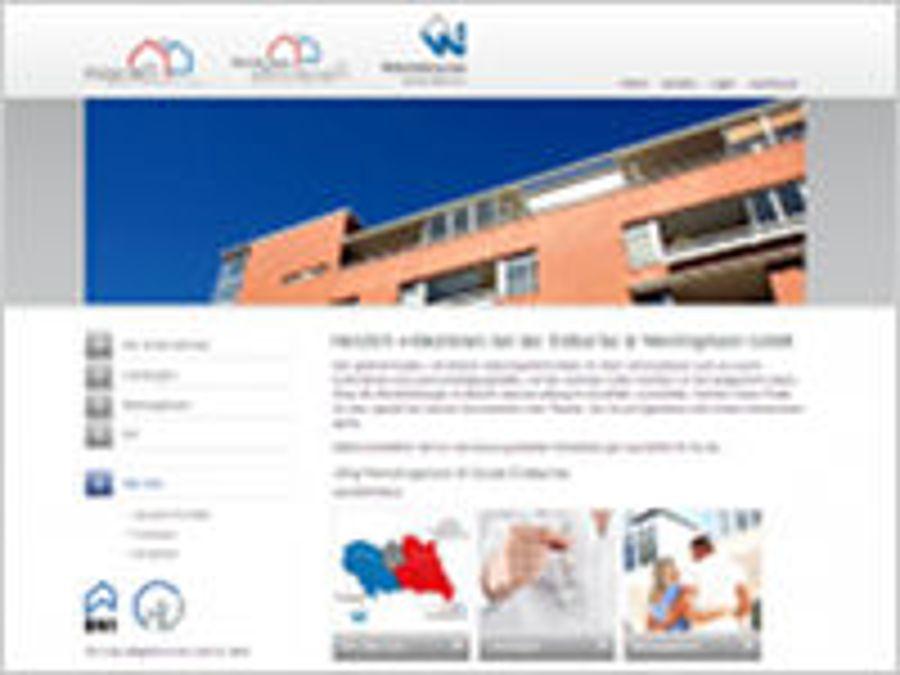 Pflegeleichte Websites für Immobilienverwalter