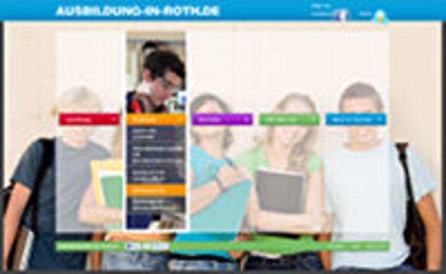ausbildung-in-roth.de: Einfach online bewerben