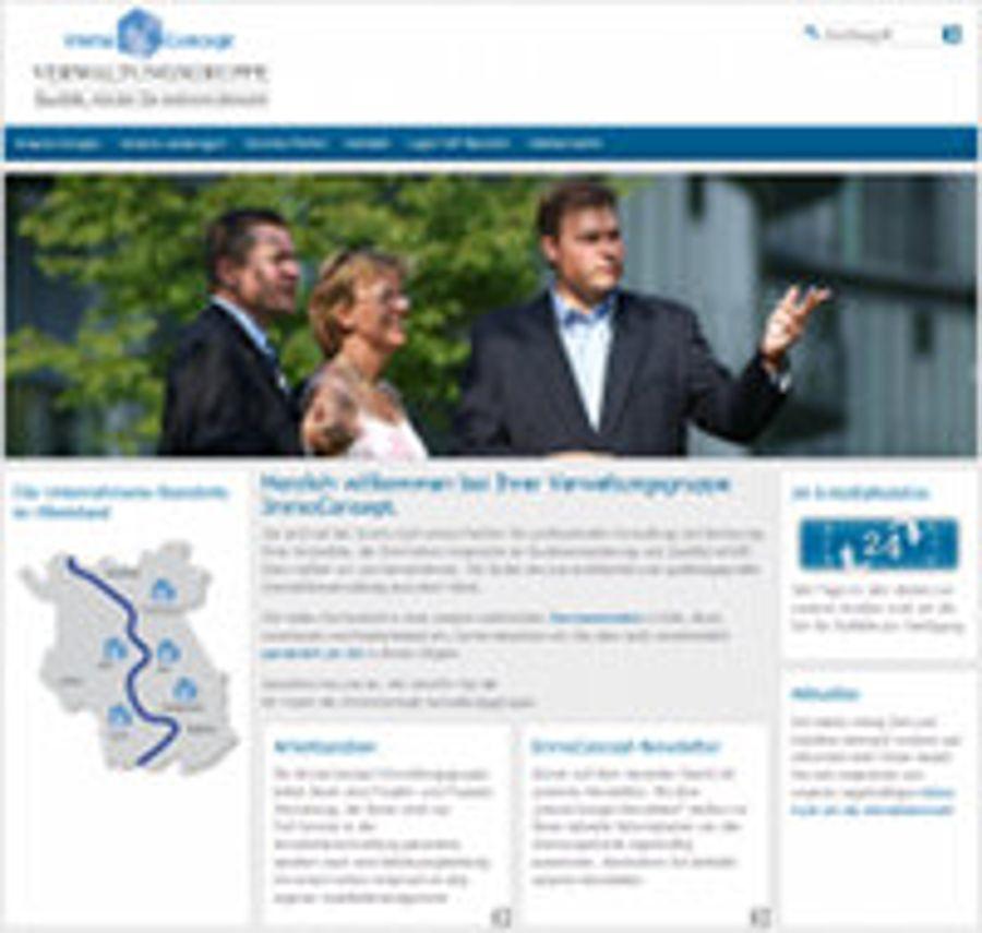 ImmoConcept Verwaltungsgruppe online unter einem Dach