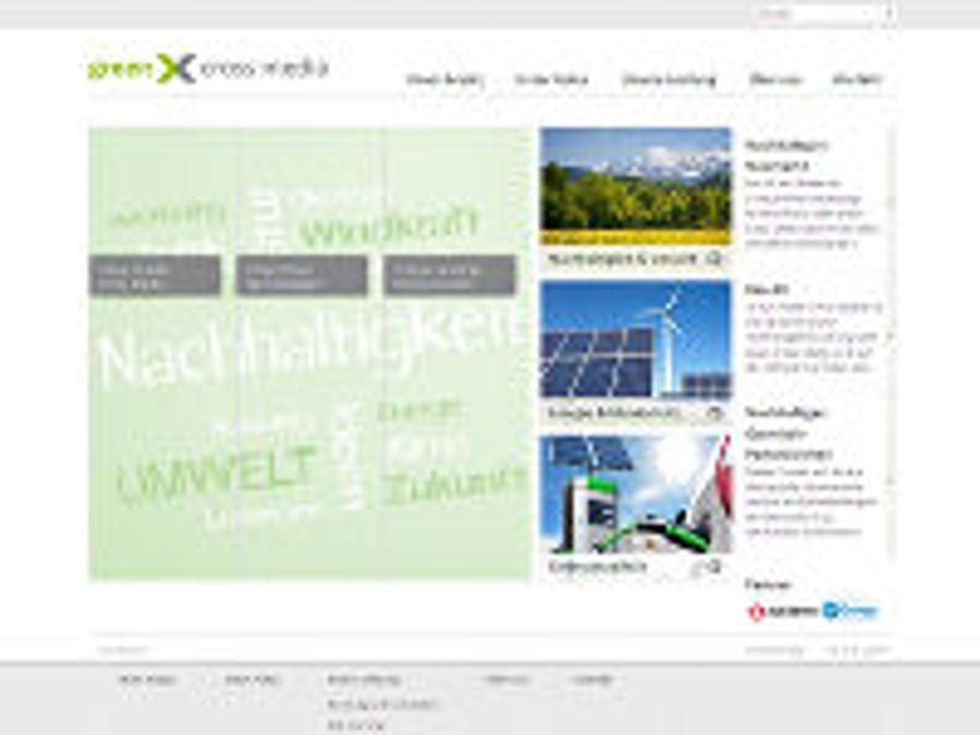 Start frei für Green Cross Media