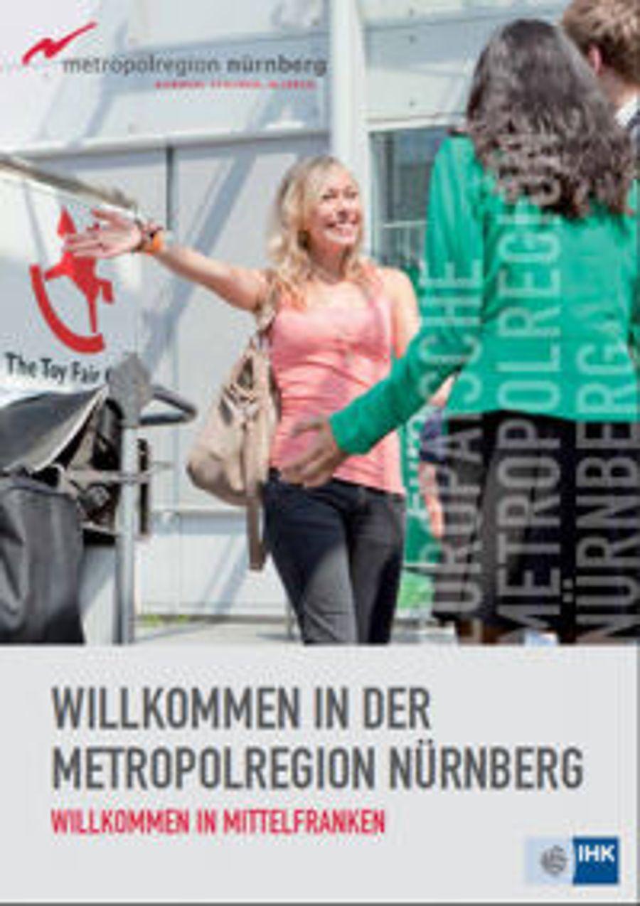 Imagewerbung für die Metropolregion Nürnberg